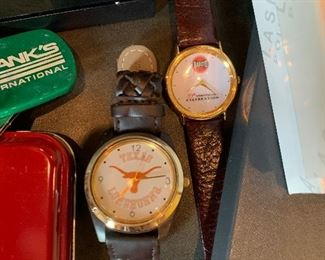 UT watches,