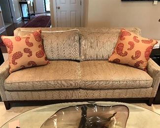 Pearson Sheared Courdory Sofa
