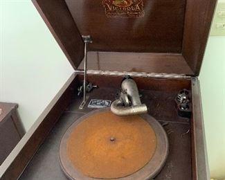 Vintage Victrola