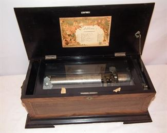 Swiss music box Jacot