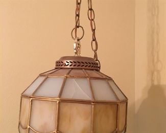 Retro Swag Lamp (we have two of them)