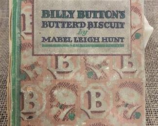 Billy Button Book