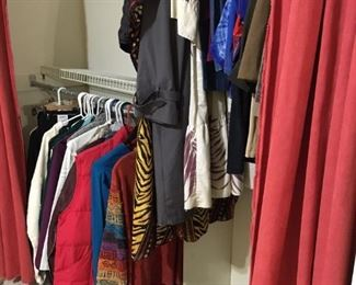 Some clothing