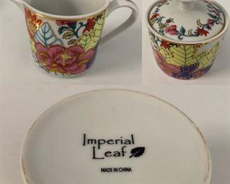 "Prized "" Imperial Leaf"" China ( Tobacco Leaf )"