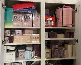 Tons of New in the Packaging Perfumes/Colognes