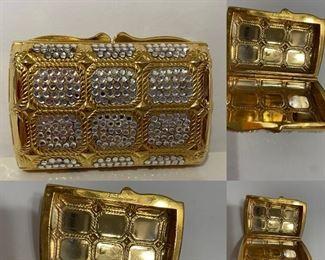 Judith Lieber Pill Box