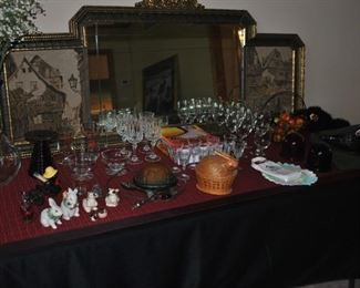 Antiques and many great collectibles.