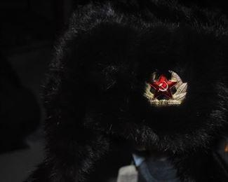 Russian Mink Hat