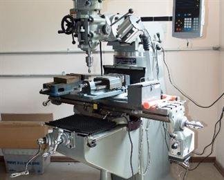 SHARP Precision Machine Vertical Milling Machine Model LMV 2006T1$7,500.00