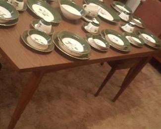 SAME TABLE