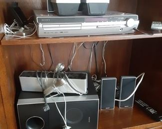 Sony Surround sound Dvd