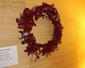 Lots of wreaths