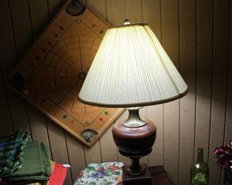 Lamps, games