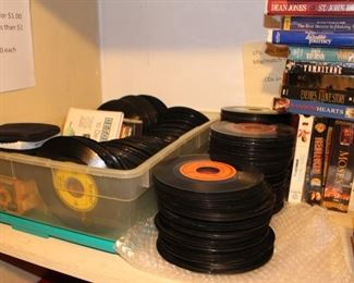 Records 45 rpm
