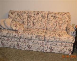 Matching Sofa to the Sofa Sleeper.  Like New Condition