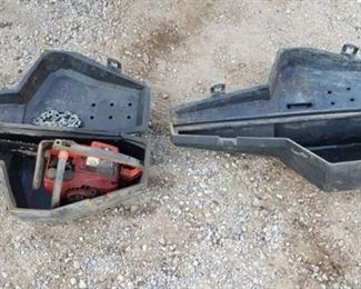 Homelite XL 16 in. Chainsaw w/Case and extra case ~ needs new pull rope