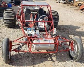 Sand Rail - One of a Kind custom built Sand racer.