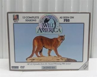 Wild America 12 Complete Seasons on DVD