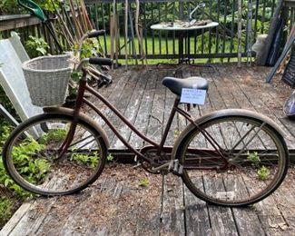 #1Vintage Murray Westport Girl's Bicycle$50