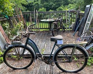 #4Vintage Rollfast Girl's Bicycle$175