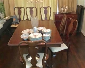 Kendall Dining Table and Chairs