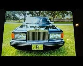 1996 RR Silver Spur all the service records available 94800 miles , the price is $25k