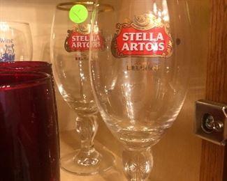 Stella Artois Stem Ware