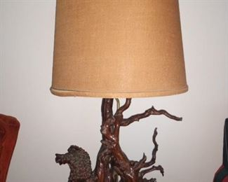 Awesome Drift Wood Lamps!