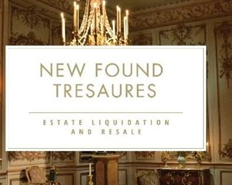 NewFound Treasures      630-667-1090