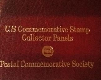 Stamp Collection     Book With all the following Pages      18 Pages            $150.