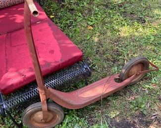 Old Scooter.        $125.