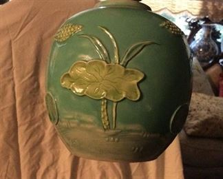"Antique Chinese Vase      5.5 ""  Tall           $ 350."