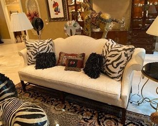 Chippendale Sofa by Heritage
