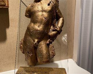 Hilda Flack Decorative Sculptures
