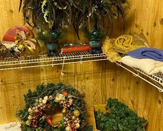 Large Selection of Holiday Decor