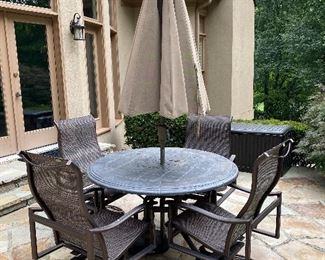 Outdoor Furniture- 3 sets Available