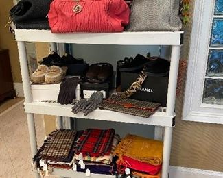 Designer Handbags, Shoes & Accessories.