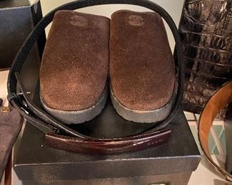 Chanel Mules size 7.5