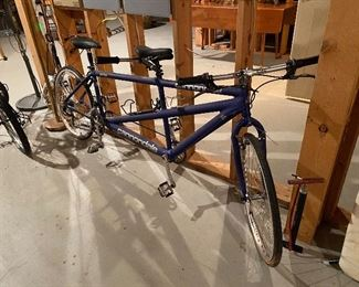 Cannondale Los Dos Tandem Bike