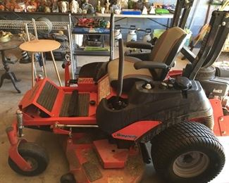 2017 Simplicity 27.0 HP Commercial Series Mower