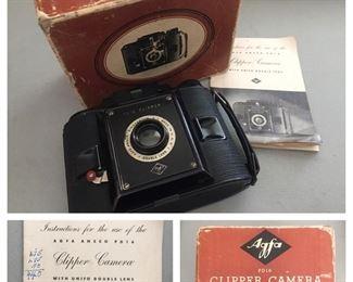 Agfa Clipper Camera