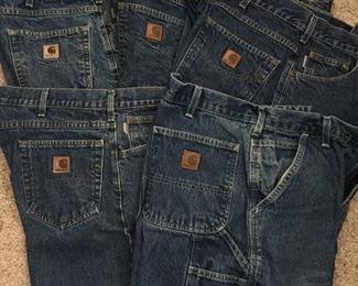 Men's Carhartt Jeans (Most size 40)