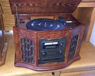 Second Record Player/Stereo/Cassette Combo