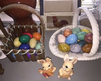 Marble Eggs/Easter Items
