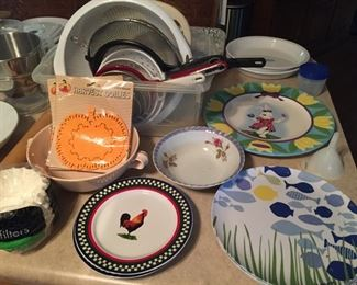 Serving Platters/Kitchenware