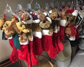 Christmas Stockings and Tree Skirts
