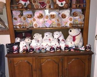 Hutch/Coca-Cola Bears/William Tung Bears