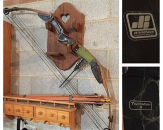 Jennings Twinstar II Compound Bow
