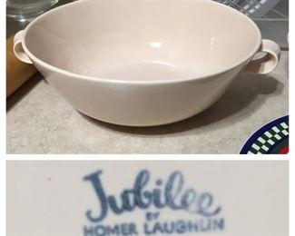 Homer Laughlin Jubilee Bowl