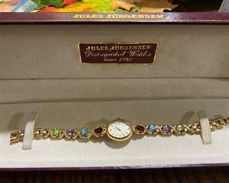 Vintage Jules Jurgensen Ladies Watch